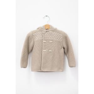 Jachetă groasă din tricot