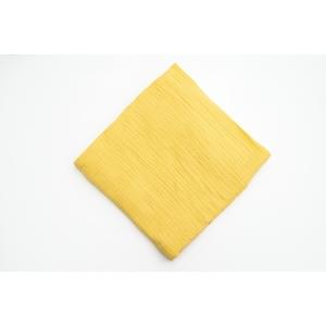 Păturică din muselină în culori de vară