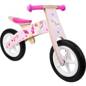 Bicicletă roz Unicorn