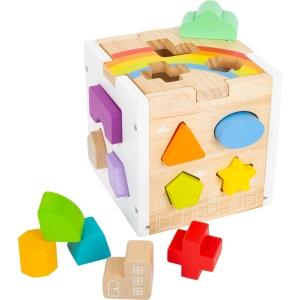 Cub educativ de potrivire forme