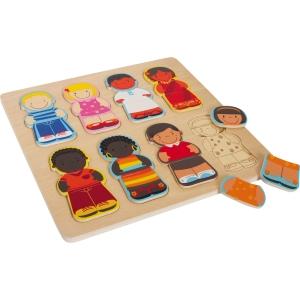 Puzzle – Copiii lumii