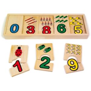 Puzzle atribuire număr